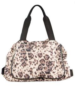 Vera Bradley Weekender Travel Bag Camo Floral With Black Interior