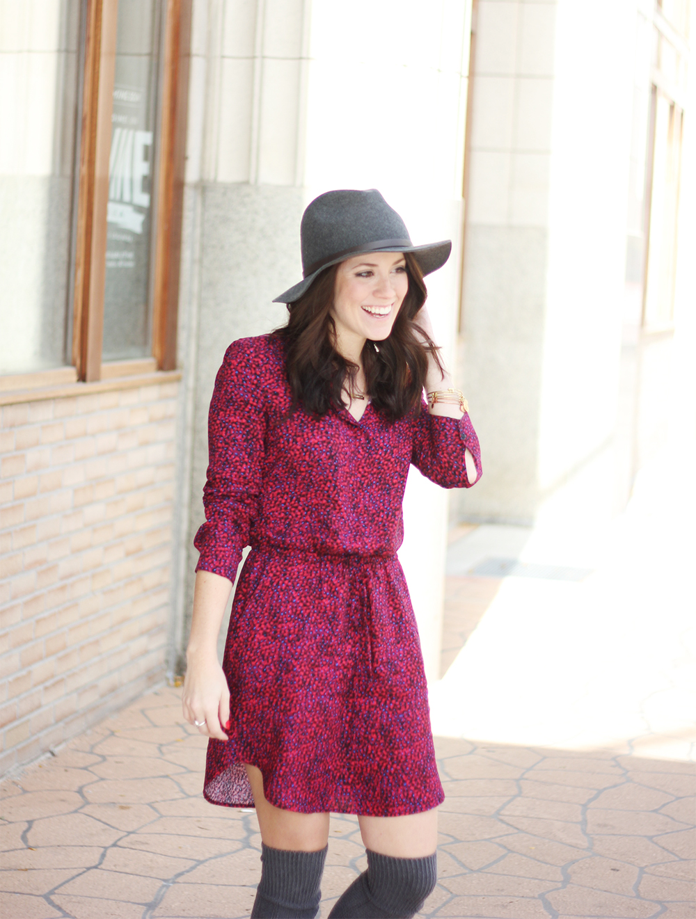 The Brunette One-Samantha McClelland-Well Dressed Creative-Lauren Kelp_01