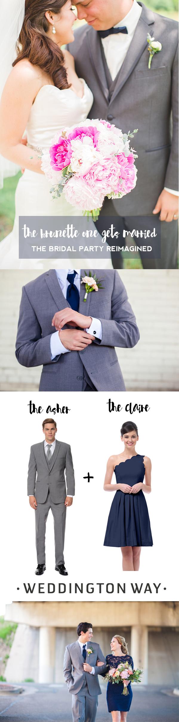 The Brunette One Weddington Way The Gent Shop