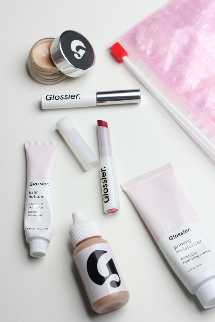 The Brunette One Glossier Review_1