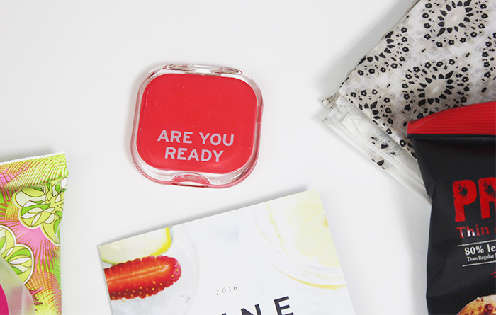 The Brunette One   POPSUGAR's June #MustHaveBox Review